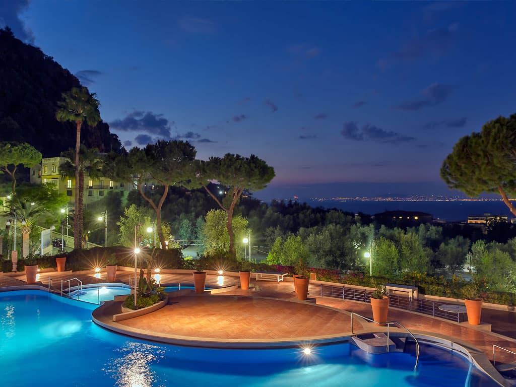 Hilton Sorrento Palace Hotel Photo Gallery
