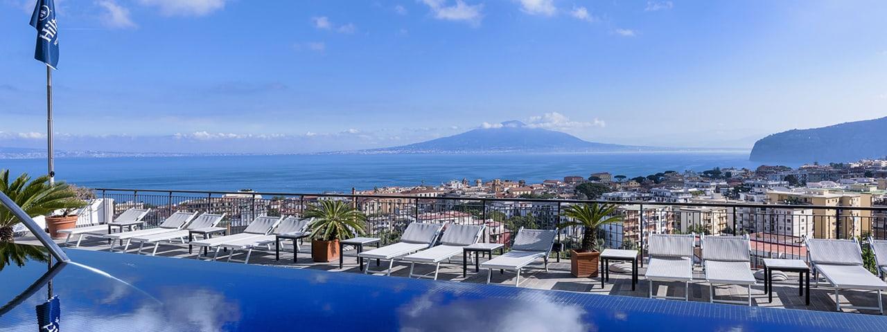 Hotel Hilton Sorrento Palace - Sorrento Hotels, Italia