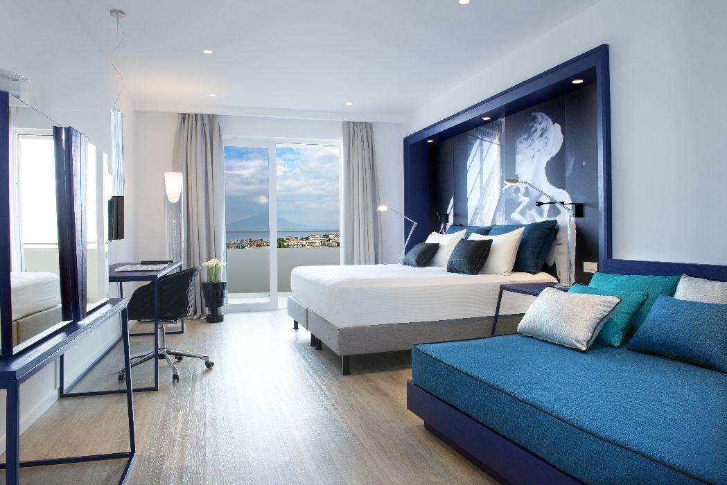 Hilton Sorrento Palace Family Rooms